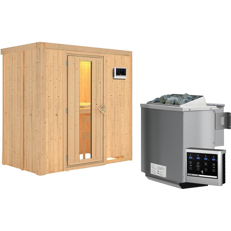 Full Size of Karibu Sauna Vera Bio Ofen Eing Steuerung Easy Regale Obi Einbauküche Nobilia Küche Immobilienmakler Baden Fenster Mobile Immobilien Bad Homburg Wohnzimmer Saunaholz Obi