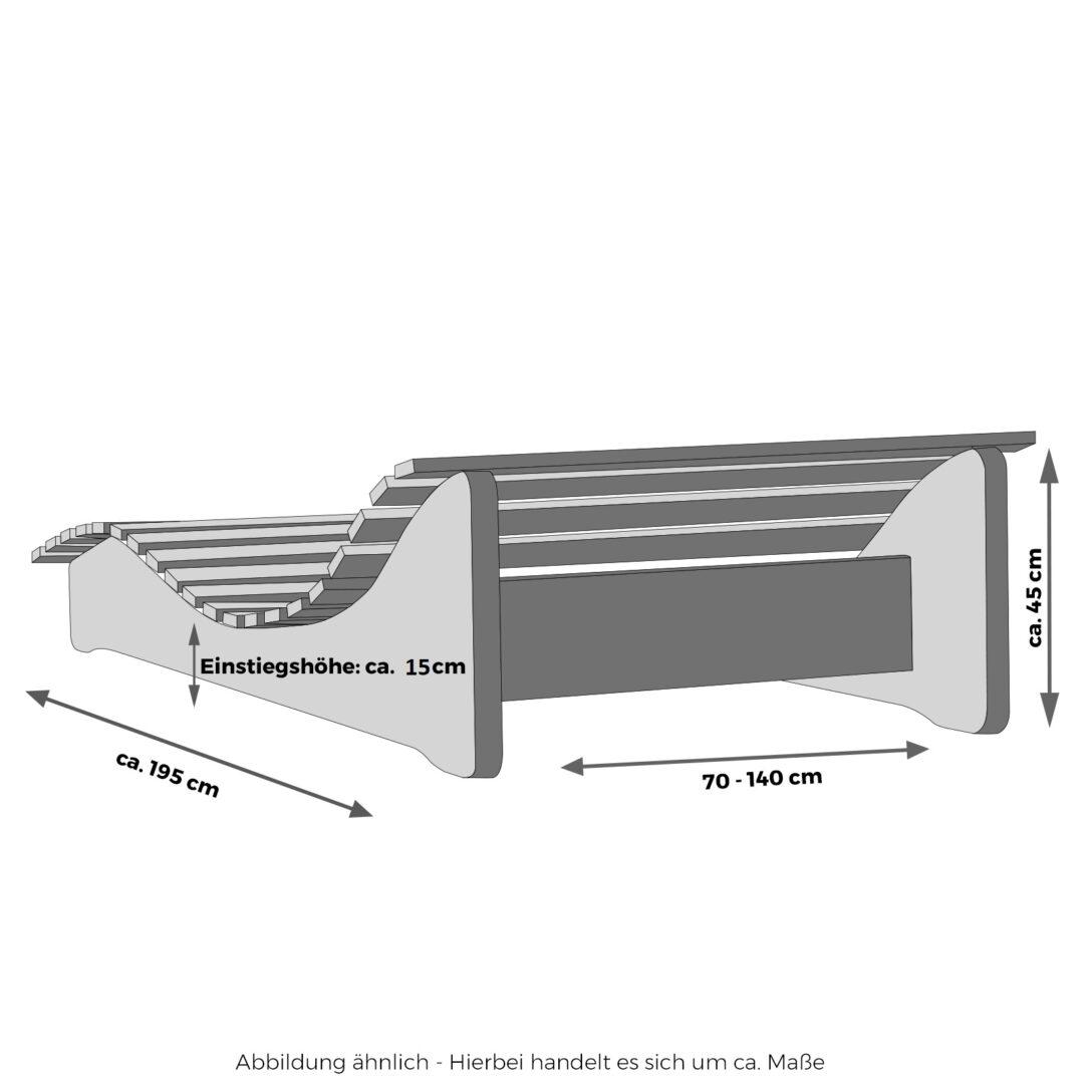 Large Size of Massivholzliege Himmelsliege Waldsofa Relaxliege Holzliege Velux Fenster Einbauen Pool Im Garten Bauen Wohnzimmer Einbauküche Selber Regale Bodengleiche Wohnzimmer Relaxliege Selber Bauen