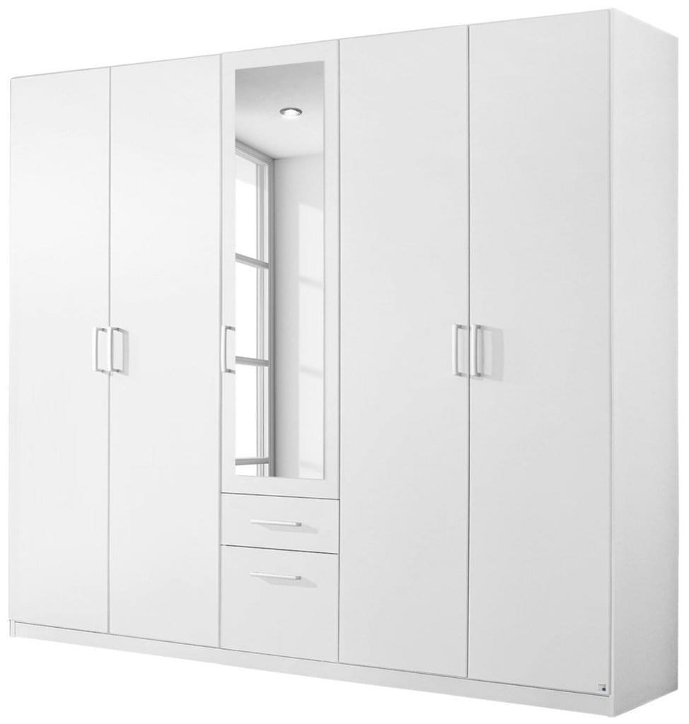 Full Size of Kleiderschrank Real Rauch A9r33 1502 Regal Mit Wohnzimmer Kleiderschrank Real