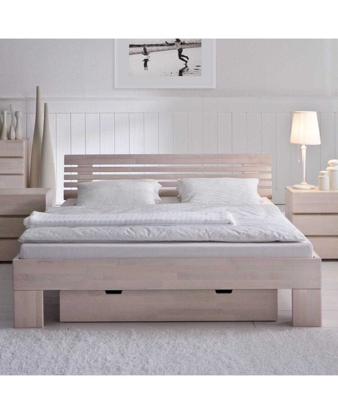 Large Size of Komplettbett 180x220 Hasena Wood Line Bett Buche Wei Kopfteil Litto Fe Massa 20 Wohnzimmer Komplettbett 180x220