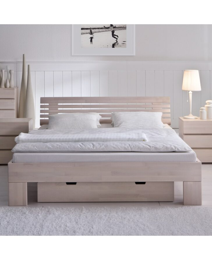 Medium Size of Komplettbett 180x220 Hasena Wood Line Bett Buche Wei Kopfteil Litto Fe Massa 20 Wohnzimmer Komplettbett 180x220