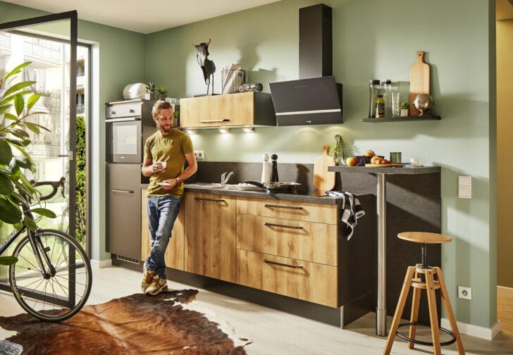 Medium Size of Küchenzeile Bett Küche Wohnzimmer Pino Küchenzeile