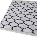 Teppich Waschbar Wohnzimmer Teppich Waschbar Caimas 2730 Steinteppich Bad Für Küche Schlafzimmer Wohnzimmer Esstisch Badezimmer Teppiche