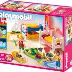 Playmobil Kinderzimmer Junge 6556 Wohnzimmer Playmobil Kinderzimmer Junge 6556 Sofa Regale Regal Weiß