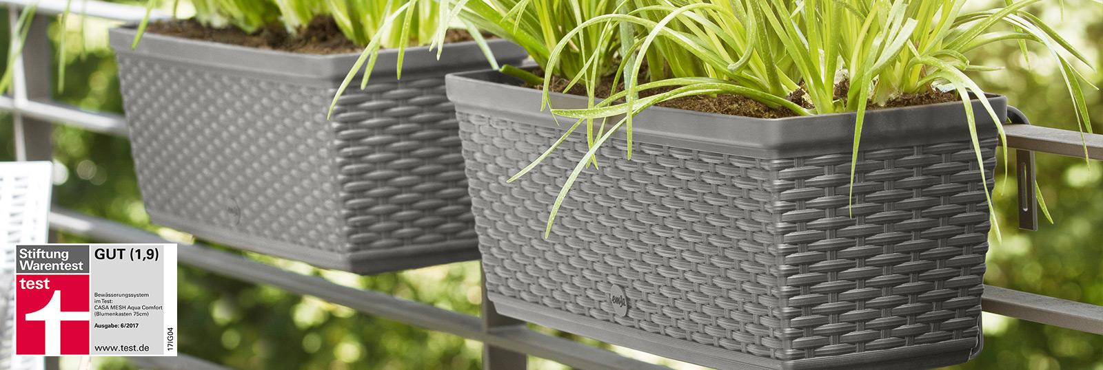 Full Size of Bewässerung Balkon Blumenksten Bewässerungssysteme Garten Bewässerungssystem Automatisch Test Wohnzimmer Bewässerung Balkon