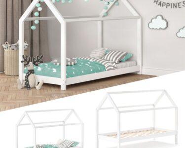 Hausbett 100x200 Wohnzimmer Hausbett 100x200 Bett Weiß Betten
