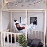 Holzbett Für Kinder Wohnzimmer Holzbett Für Kinder Montessori Bett Fr Kleinkleinkind Mdchen Zimmer Laminat Bad Sichtschutz Garten Sichtschutzfolien Fenster Moderne Bilder Fürs Wohnzimmer