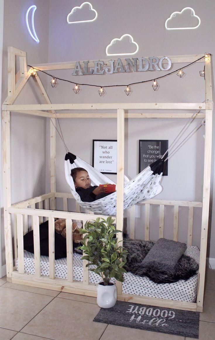 Full Size of Holzbett Für Kinder Montessori Bett Fr Kleinkleinkind Mdchen Zimmer Laminat Bad Sichtschutz Garten Sichtschutzfolien Fenster Moderne Bilder Fürs Wohnzimmer Wohnzimmer Holzbett Für Kinder