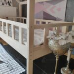 Hausbett 100x200 Bett Weiß Betten Wohnzimmer Hausbett 100x200