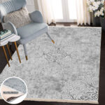 Badezimmer Teppich Steinteppich Bad Schlafzimmer Küche Esstisch Wohnzimmer Teppiche Für Wohnzimmer Teppich Waschbar