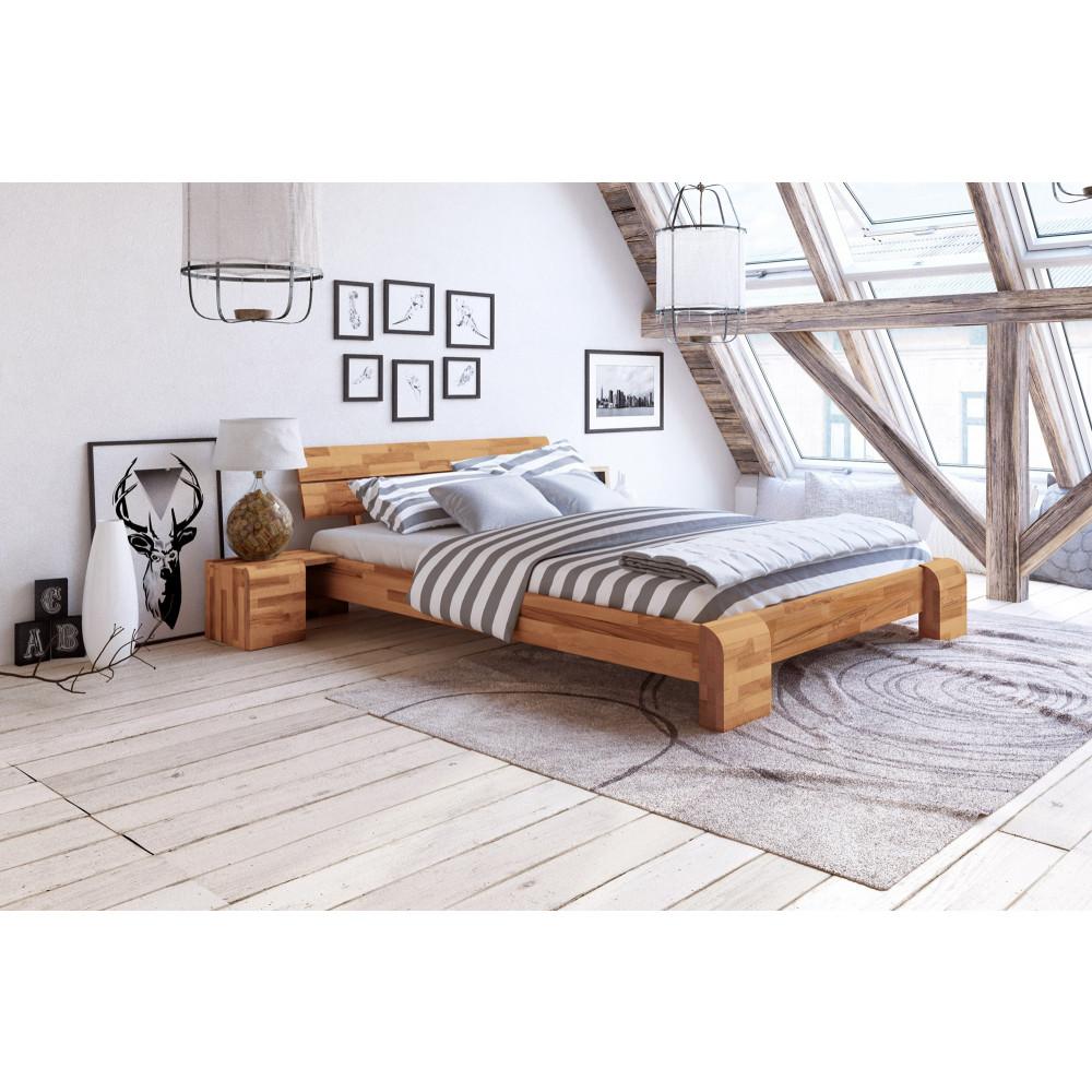 Full Size of Komplettbett 180x220 Seti High Doppelbett Berlnge Kernbuche Massiv Gnstig Im Bett Wohnzimmer Komplettbett 180x220