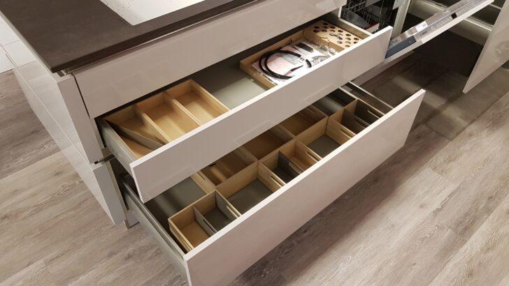 Medium Size of Hcker Laser Brillant Satin Müllsystem Küche Wohnzimmer Häcker Müllsystem
