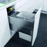 Häcker Müllsystem Ideen Fr Abfalltrennung Kchenplaner Magazin Küche Wohnzimmer Häcker Müllsystem