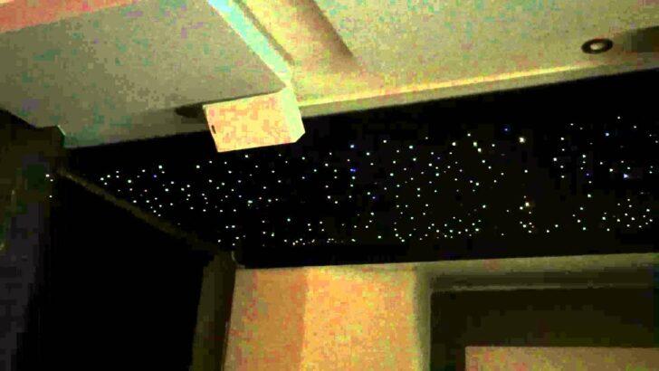 Medium Size of Starsleep Sternenhimmel Im Wohnzimmer Mit Funkeleffekt Youtube Wohnzimmer Starsleep Sternenhimmel