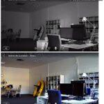 Protron W20 Ip Kamera Wifi Wlan Berwachungskamera Cam Hd 720p 1mp Yoosee Mit Wohnzimmer Protron W20