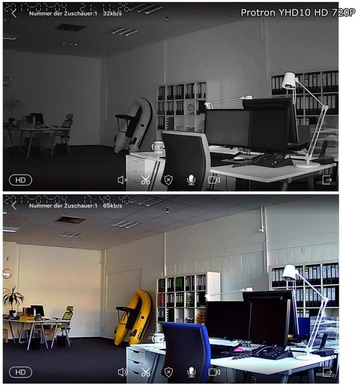 Medium Size of Protron W20 Ip Kamera Wifi Wlan Berwachungskamera Cam Hd 720p 1mp Yoosee Mit Wohnzimmer Protron W20