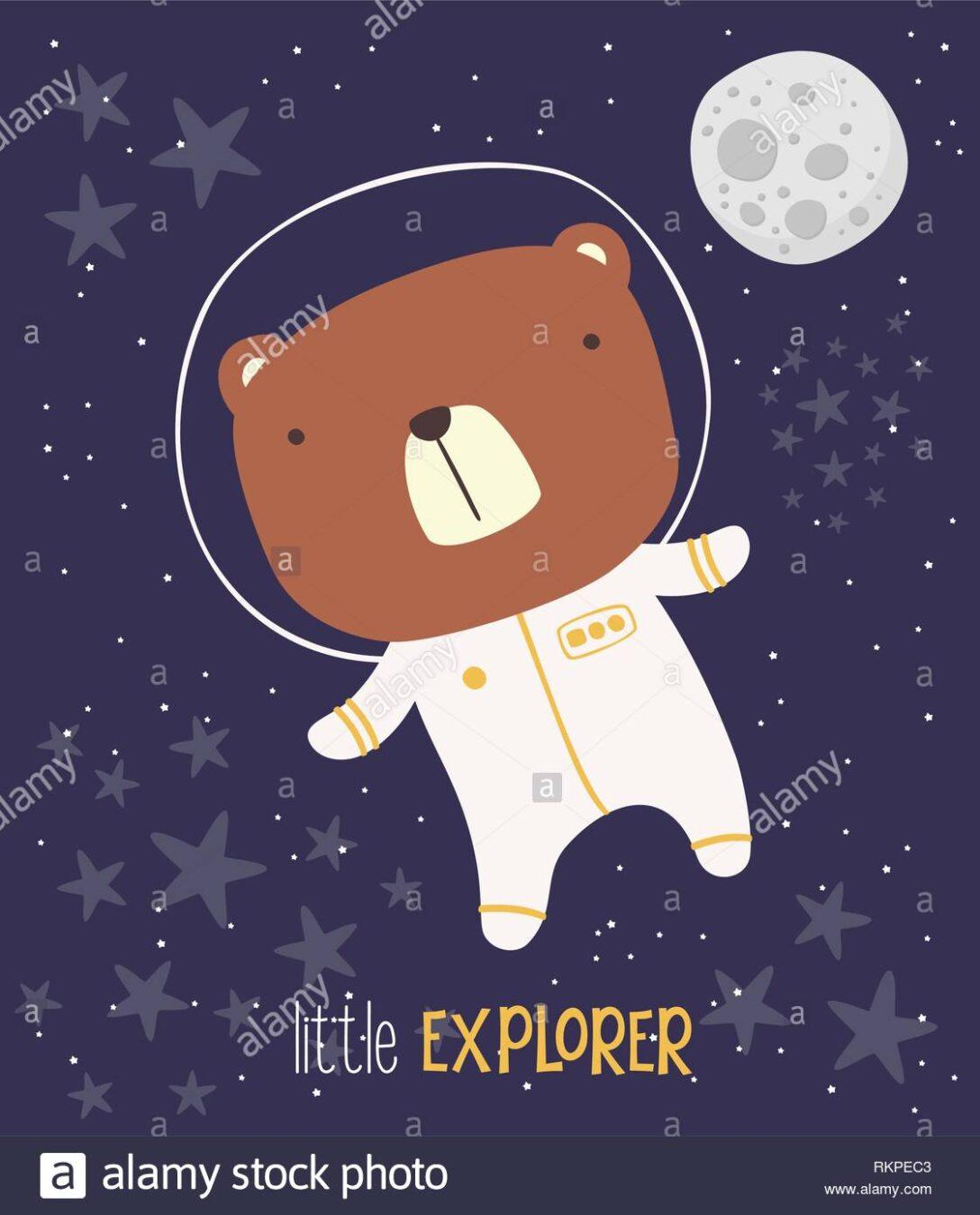 Large Size of Starsleep Sternenhimmel Se Br Im Raumanzug Auf Als Hintergrund Und Mond Wohnzimmer Starsleep Sternenhimmel
