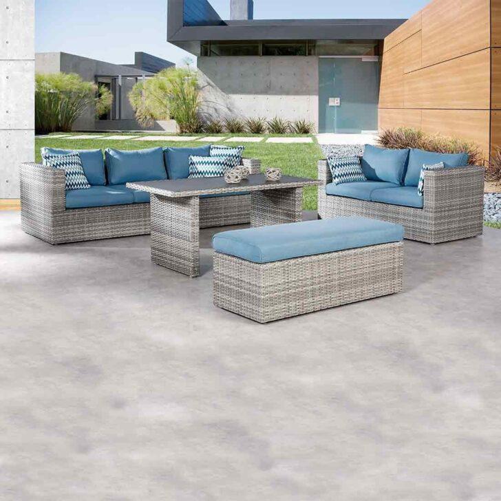 Medium Size of Stern Jubi Loungeecke 5 Teilig Geflecht Lounge Set Online Kaufen Garten Und Freizeit Wohnzimmer Stern Jubi Loungeecke 5 Teilig Geflecht