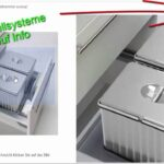 Häcker Müllsystem Abfallsystem Fr Einbaukchen Mllsystem Auszugschrank Video 3 Küche Wohnzimmer Häcker Müllsystem