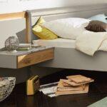 Musterring Saphira Schlafzimmer 4 Tlg In Grau Eiche Furnier Betten Esstisch Wohnzimmer Musterring Saphira