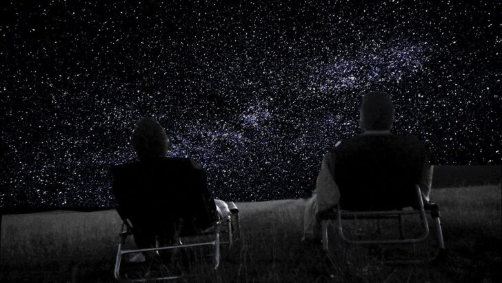 Medium Size of Starsleep Sternenhimmel Der Dunkelste Ort Deutschlands Unglaubliche Youtube Wohnzimmer Starsleep Sternenhimmel