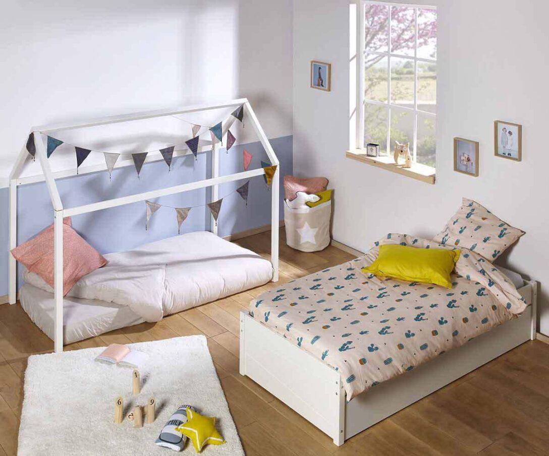 Large Size of Hausbett 100x200 Bett Betten Swam Mit Matratze Fr Kinderzimmer Weiß Wohnzimmer Hausbett 100x200