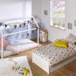 Hausbett 100x200 Bett Betten Swam Mit Matratze Fr Kinderzimmer Weiß Wohnzimmer Hausbett 100x200