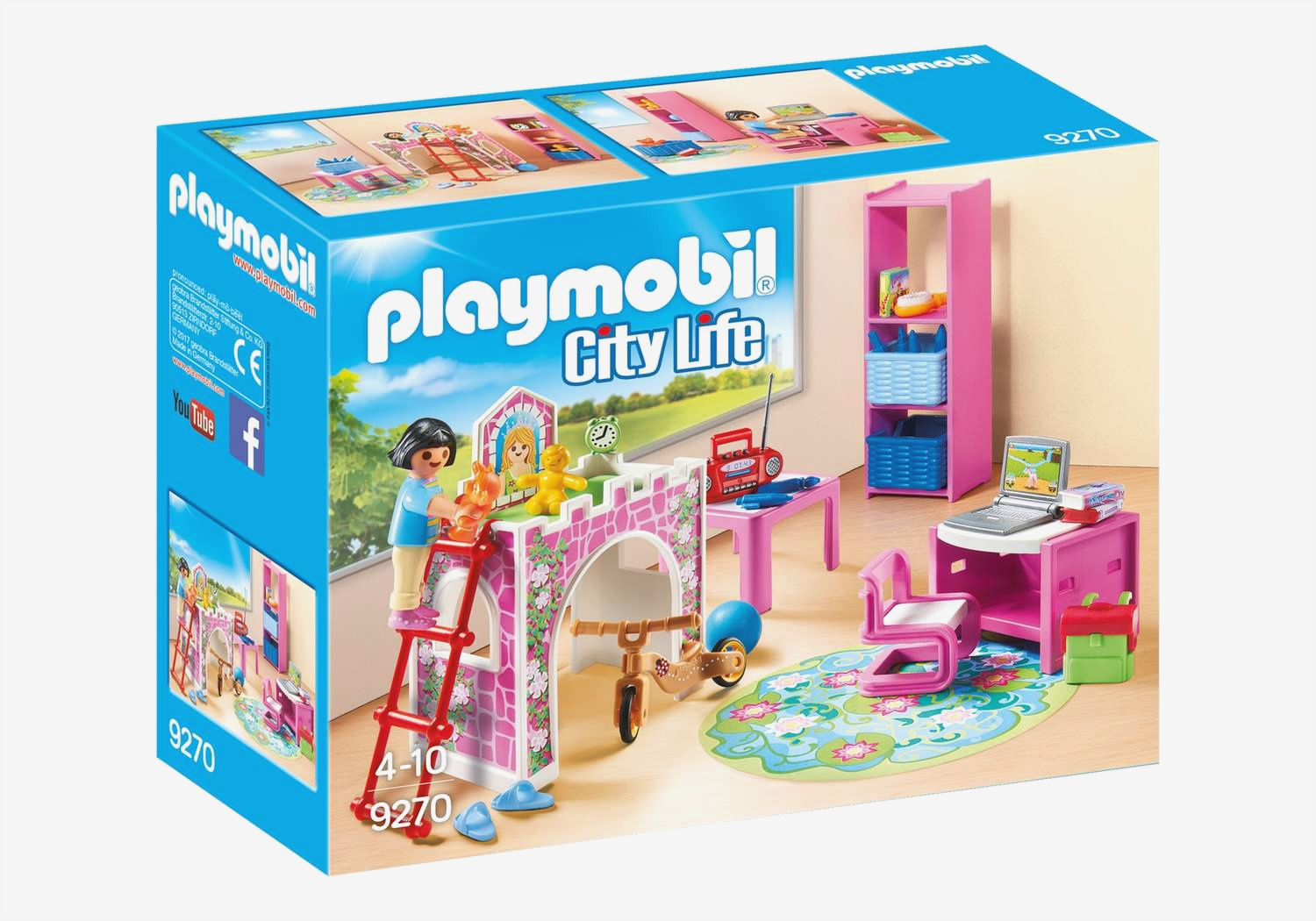 Full Size of Playmobil Kinderzimmer Junge 6556 5333 Froehliches Traumhaus Regale Regal Weiß Sofa Wohnzimmer Playmobil Kinderzimmer Junge 6556