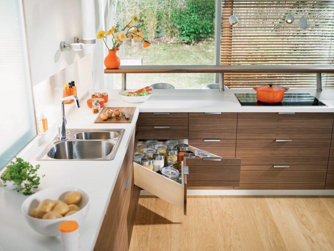 Large Size of Häcker Müllsystem Eckschrank In Der Kche Lsungen Halbschrank Küche Wohnzimmer Häcker Müllsystem