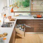 Häcker Müllsystem Eckschrank In Der Kche Lsungen Halbschrank Küche Wohnzimmer Häcker Müllsystem