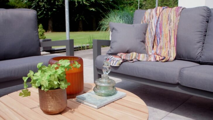 Medium Size of Suns Lago Sofa Set Garten Und Freizeit Youtube Wohnzimmer Outliv Odense