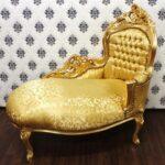 Recamiere Barock Wohnzimmer Recamiere Barock Boudoir Rot Chaiselongue Diplomatie Casa Padrino Gold Muster Bett Sofa Mit