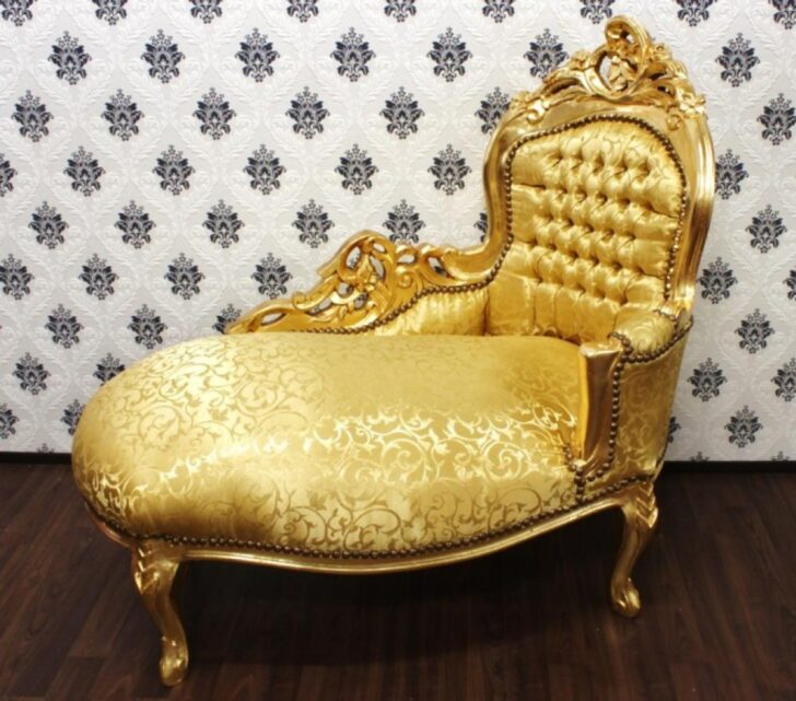 Medium Size of Recamiere Barock Boudoir Rot Chaiselongue Diplomatie Casa Padrino Gold Muster Bett Sofa Mit Wohnzimmer Recamiere Barock