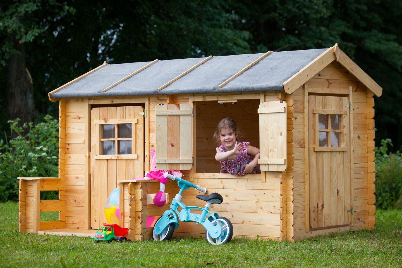Full Size of Spielhaus Garten Kunststoff Holz Kinderspielhaus Küche Ausstellungsstück Bett Wohnzimmer Spielhaus Ausstellungsstück