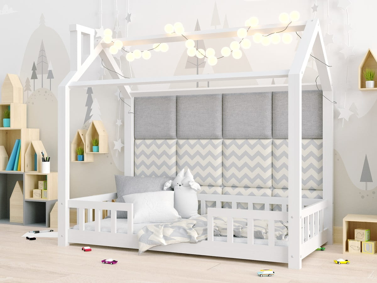 Full Size of Kinderbett Hausbett Einzelbett Rosi 90x200 Wei Deine Moebel 24 Betten Kaufen Bett Mit Schubladen Weiß Aufbewahrung Meise Buche Weiße Konfigurieren Günstiges Wohnzimmer Bett 90x200 Kinder