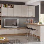 Nobilia Luhochglanz Trifft Auf Gradliniges Design Ottoversand Betten Küche Einbauküche Wohnzimmer Nobilia Sand