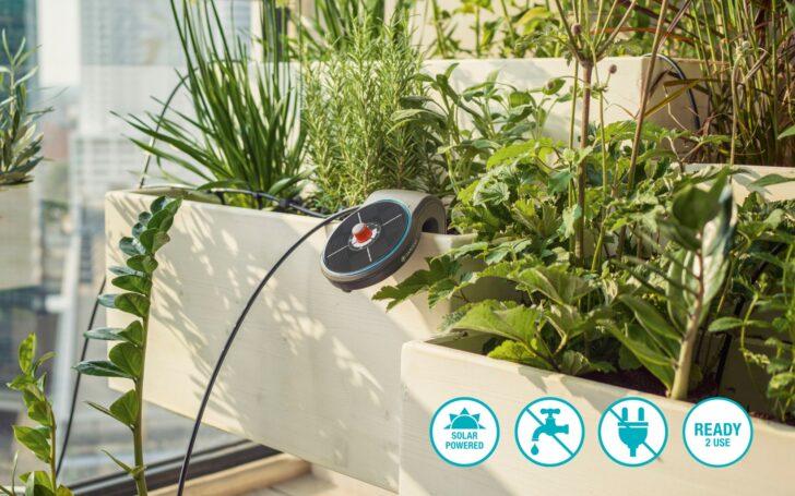 Medium Size of Gardena Urlaubsbewsserung Bewässerungssystem Garten Bewässerungssysteme Bewässerung Automatisch Test Wohnzimmer Bewässerung Balkon