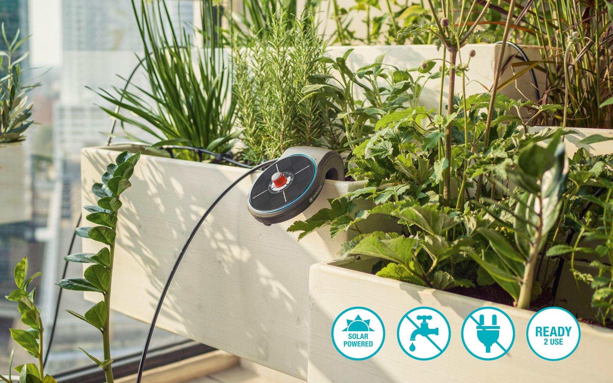 Full Size of Gardena Urlaubsbewsserung Bewässerungssystem Garten Bewässerungssysteme Bewässerung Automatisch Test Wohnzimmer Bewässerung Balkon