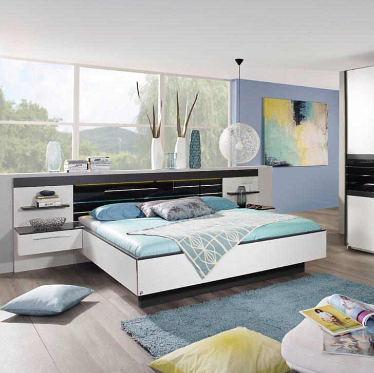 Medium Size of Komplettbett 180x220 Komfortbett 180 220 Coleen Von Rauch Steffen Weiss Matt Graphit Bett Wohnzimmer Komplettbett 180x220