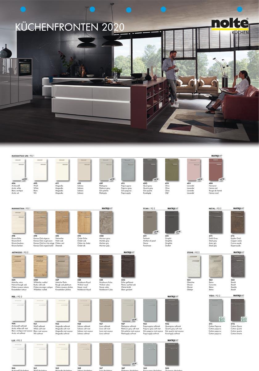 Full Size of Nolte Kchen Aktuelle Kataloge Und Prospekte Kitchenzde Nobilia Küche Einbauküche Wohnzimmer Nobilia Preisliste