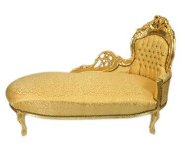 Recamiere Barock Wohnzimmer Recamiere Barock Rot Diplomatie Chaiselongue Boudoir Casa Padrino Gold Muster Mbel Bett Sofa Mit