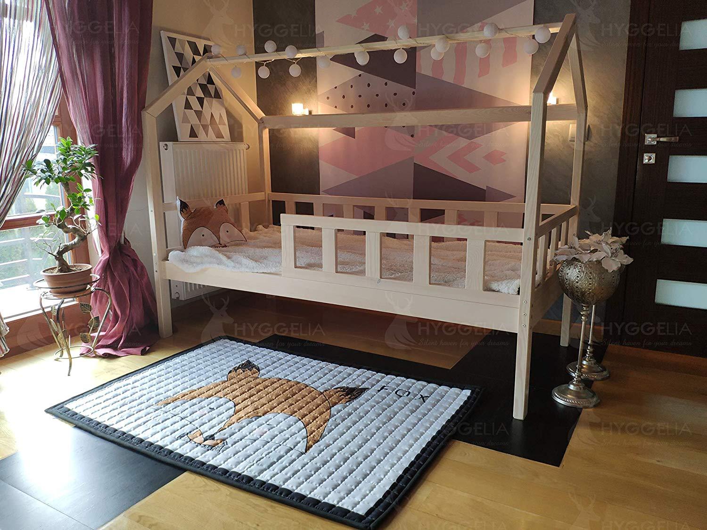 Full Size of Hausbett 100x200 Kinderbett Huschenbett Holzbett Kinderhaus Bett Weiß Betten Wohnzimmer Hausbett 100x200