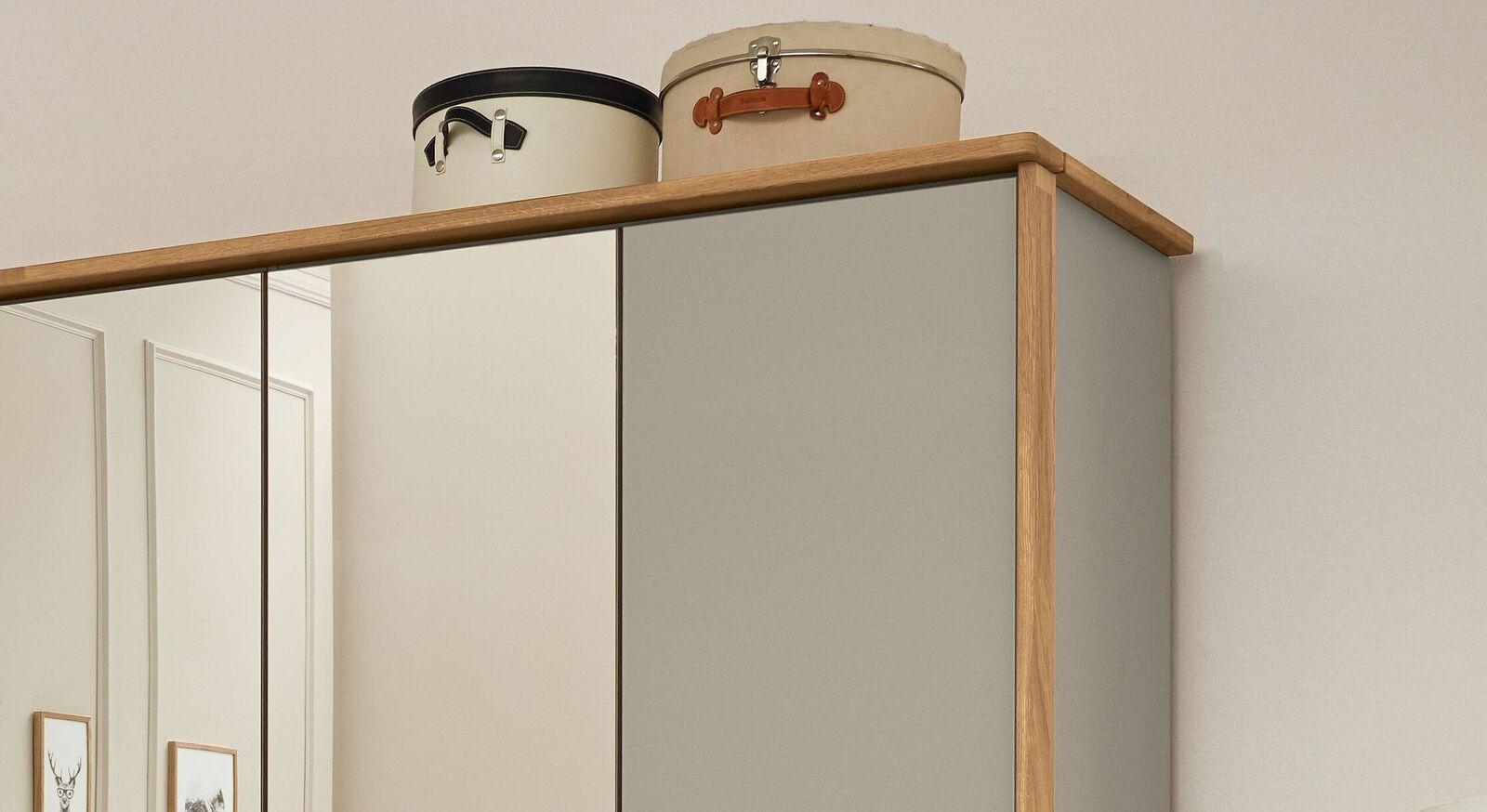 Full Size of Musterring Saphira Kleiderschrank Mit Spiegeltren Kieselgrau Betten Esstisch Wohnzimmer Musterring Saphira
