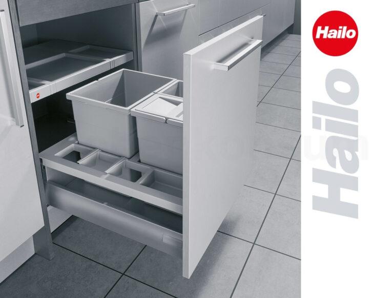 Medium Size of Häcker Müllsystem Abfallsystem Kche Hailo Abfallsammler 215 L Ta Swing Küche Wohnzimmer Häcker Müllsystem