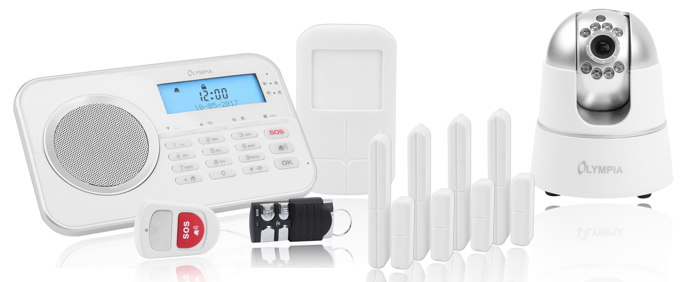 Full Size of Protron W20 Smart Home Alarmanlage Proton App Bedienungsanleitung Haus Mit Kamera Olympia Protect 9881 Gsm Wohnzimmer Protron W20