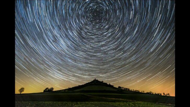 Medium Size of Starsleep Sternenhimmel Timelapse Zeitraffer Ber Warburg Nikon D610 Wohnzimmer Starsleep Sternenhimmel