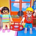 Playmobil Kinderzimmer Junge 6556 Wohnzimmer Playmobil Kinderzimmer Junge 6556 Frhliches Neu 9270 Pink Blau Regal Weiß Regale Sofa