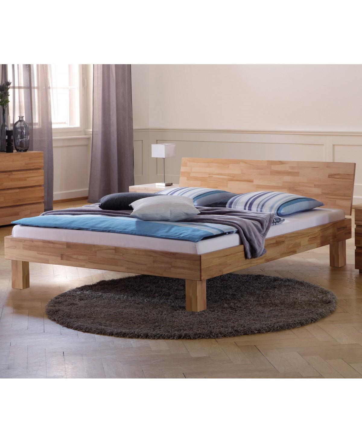 Full Size of Komplettbett 180x220 Hasena Wood Line Bett Kernbuche Kopfteil Varus Fe Cantu 20 Wohnzimmer Komplettbett 180x220