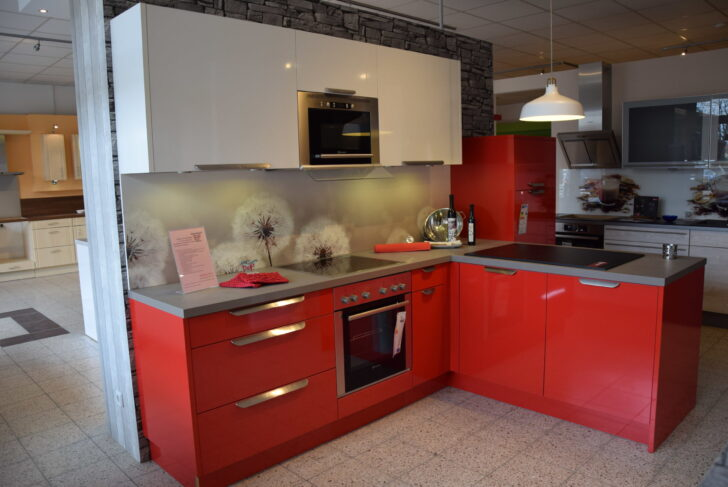 Medium Size of Häcker Müllsystem Hcker L Kche Neo Rot Glnzend Kchen Gnstig Kaufen Küche Wohnzimmer Häcker Müllsystem
