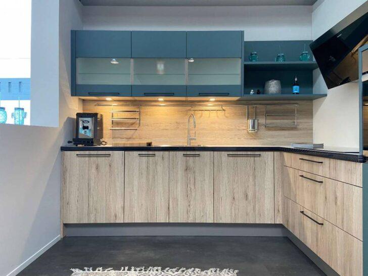 Medium Size of Hcker Ausstellungskche Planungswelten Müllsystem Küche Wohnzimmer Häcker Müllsystem
